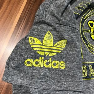 adidas Shirts - Adidas Michigan Wolverines Vintage Retro T-Shirt
